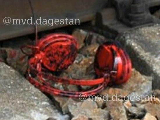 В Дагестане женщина попала под поезд