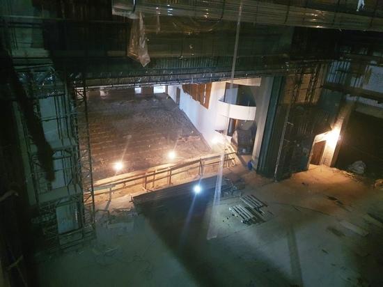 Цена реконструкции драмтеатра в Чите может вырасти из-за допработ