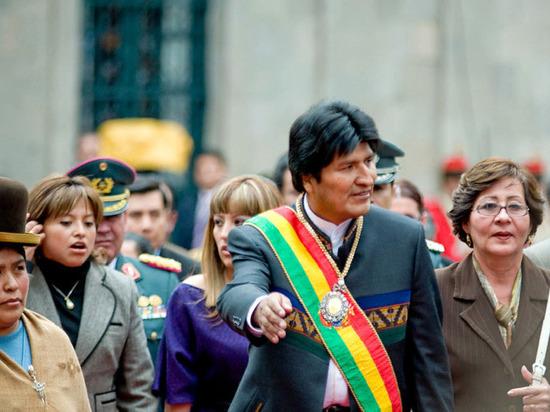 Бывший президент Боливии Моралес собрался избираться сенатором