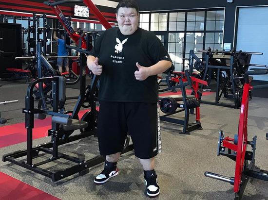 Экс-сумоист из Бурятии потолстел, а теперь хочет похудеть