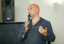 Нижегородский писатель Захар Прилепин рассказал о своей новой партии