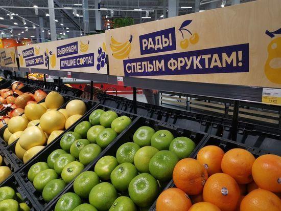 «Фрукты будут дорожать»: из-за коронавируса в красноярских магазинах пропадают продукты из Китая