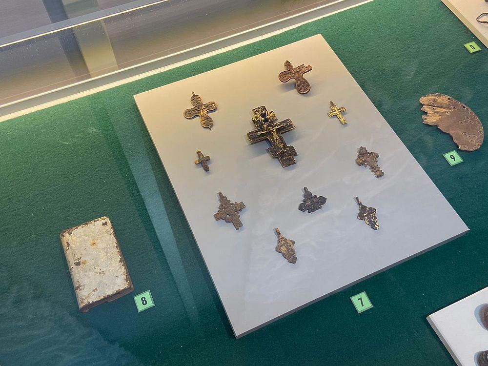 Последствий ядерной войны нет:  археологи показали, что нашли в Туле