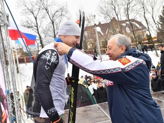 Валерий Радаев верит, что каждый третий саратовец занимается спортом