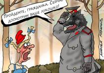 В России впервые введут штрафы за выброшенных животных