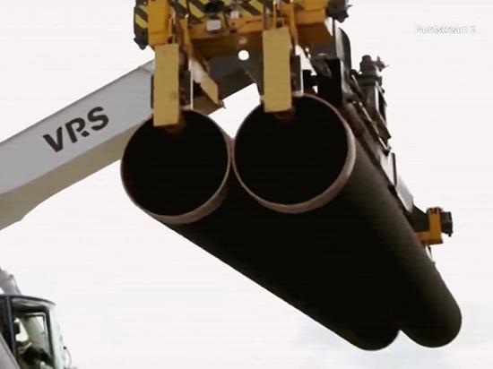 СМИ: США решили ввести новые санкции против «Северного потока-2»
