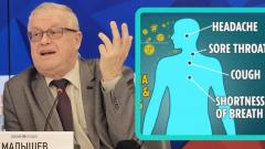 Инфекционист уточнил симптомы китайского коронавируса