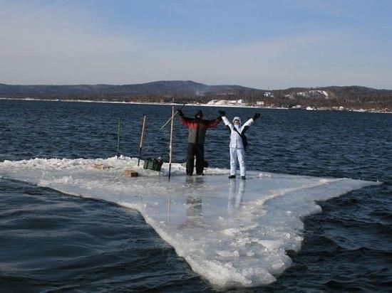 Островные рыбаки прославились даже за границей