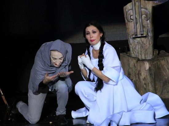 Экспериментальный авторский театр «Триумff» представил первую премьеру года
