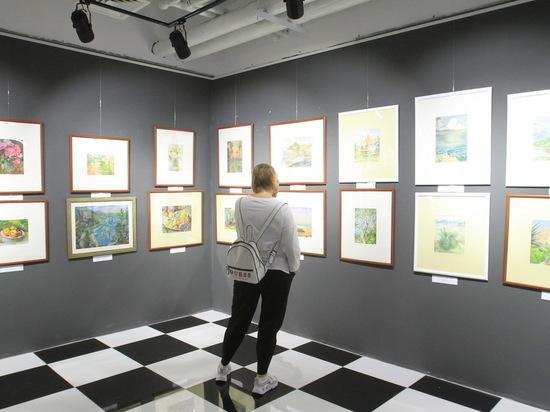 Галерея Art Galaxy Alma-Ata открыла выставочный год нового десятилетия
