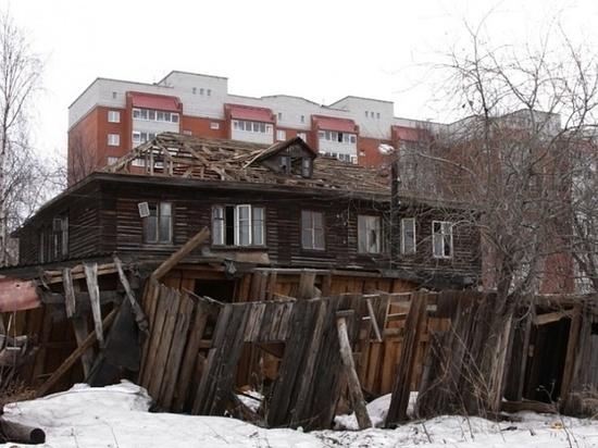 Сноса еще одного заброшенного дома в Иванове добились через суд