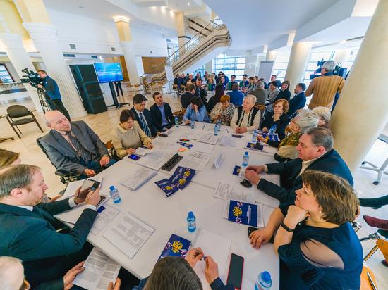 Общественники Югры присоединились к работе по совершенствованию Конституции России