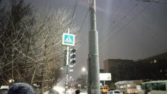В Оренбурге в час пик не работал светофор