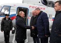 Президент РФ оценил работу Череповецкого химико-технологического колледжа