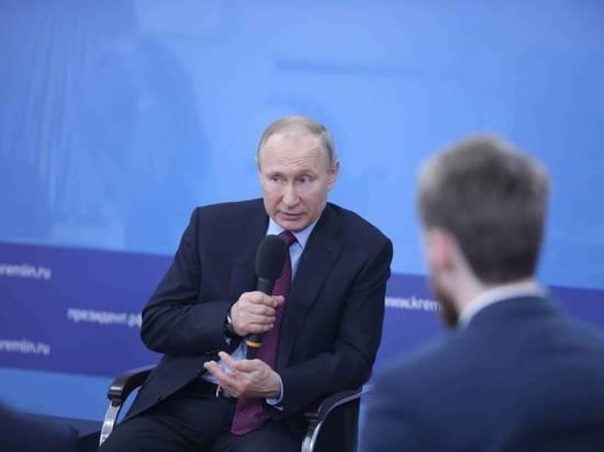 Глава государства пообещал пересмотреть федеральное законодательство и по возможности внести инициативу, которую условно назвал «поправкой Смирновой»