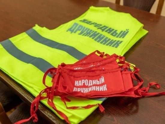 6,5 млн Псковская область потратит на работу народных дружинников