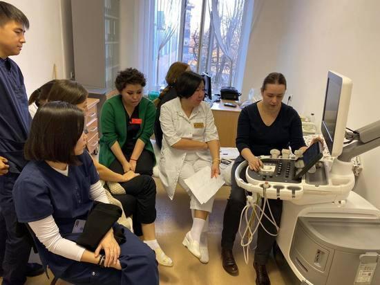 Главная больница Калмыкии пополнилась оборудованием эксперт-класса