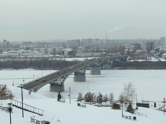 Снегопады накроют в ближайшие дни Нижний Новгород