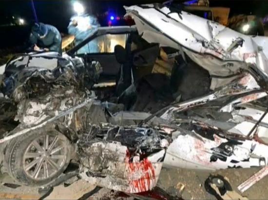 В Дагестане два человека погибли в аварии