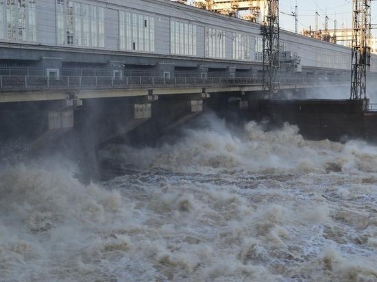 Нижегородская ГЭС произвела рекордный объем электроэнергии