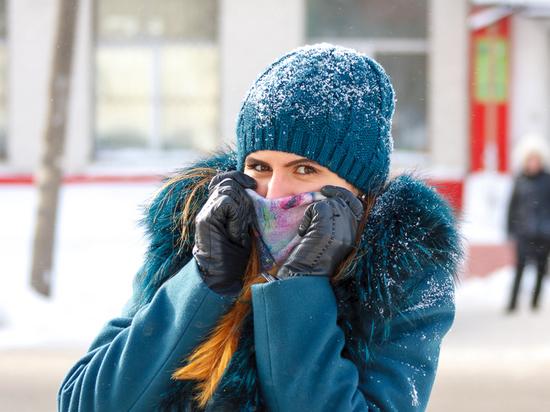 В Ивановскую область приходит заблудившаяся зима