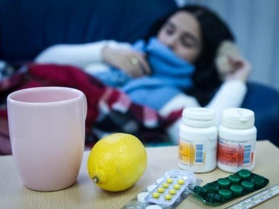 За неделю ОРВИ заболели более 20 тысяч жителей Ростовской области