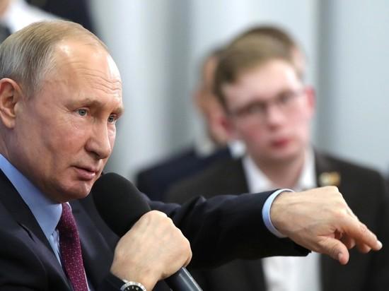 Путин потребовал лишать лицензии компании, наживающиеся на ситуации с коронавирусом
