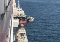 Запертый на лайнере с коронавирусом россиянин описал обстановку