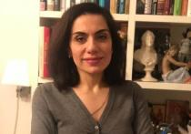 Карина Цуркан показала «логово шпионки»