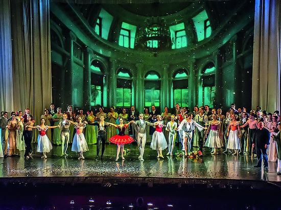 Вечер необычного балета в нижегородском театре им. А.С.Пушкина