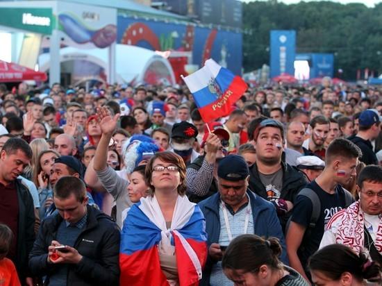Фанзону Евро-2020 посетят больше миллиона болельщиков