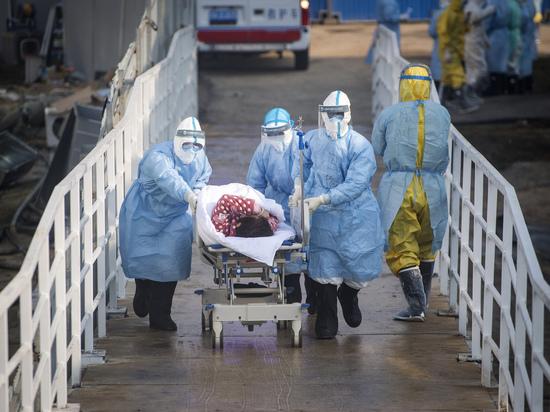 Военный эксперт предположил, что эпидемию в Китае спровоцировал «боевой вирус»