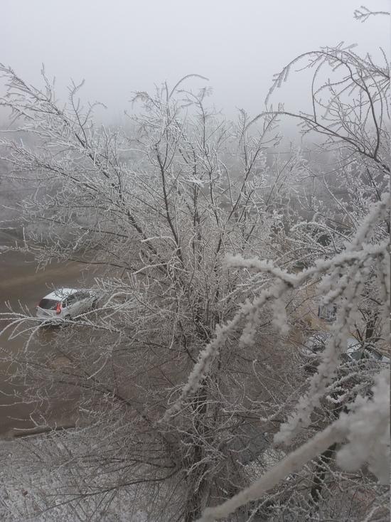 В Калмыкии ожидается непогода. Виноват южный циклон