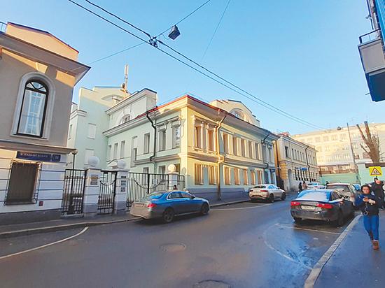 В центре Москвы назревает градостроительный скандал