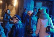 Кто и зачем гуляет по тоннелю под Новокузнецком
