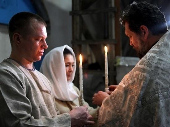 В Рыбинской колонии сыграли свадьбу