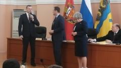 Депутаты оренбургского Горсовета выбрали нового главу города