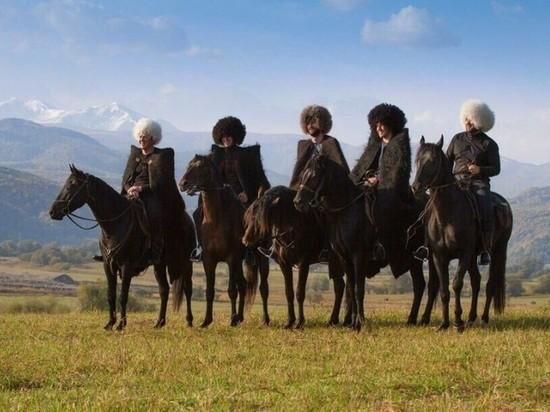 Дагестанские джигиты снова сядут на коней