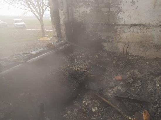 На Ставрополье из-за пожара в сельхозпредприятии погиб человек