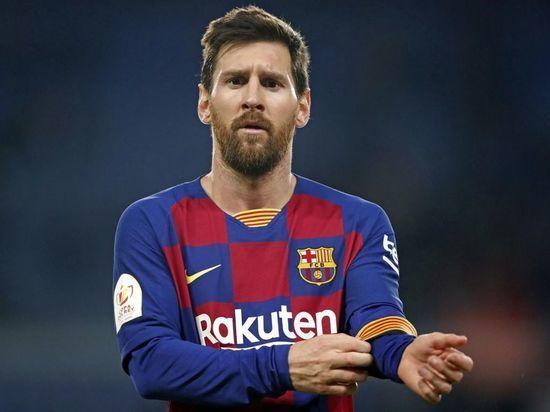 Скандал в «Барселоне»: СМИ устроили аукцион Месси