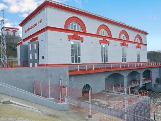 ЛУКОЙЛ завершил реконструкцию Белореченской ГЭС