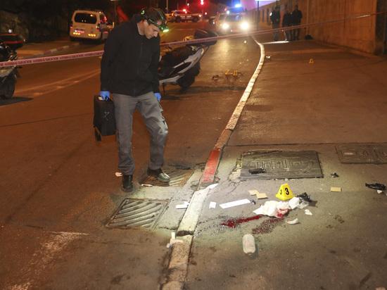 Умышленный наезд: в результате теракта в Иерусалиме пострадали 14 человек