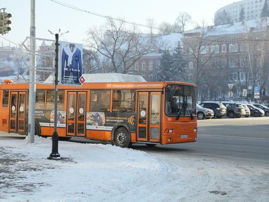 В Яндекс-карте Нижнего Новгорода появится расписание автобусов