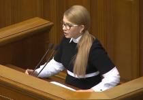Потасовка в Раде закончилась ранением Тимошенко