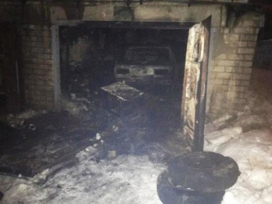 В ярославском гараже найден труп мужчины