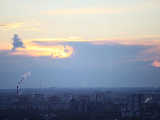 Метель и похолодание идут в Нижний Новгород