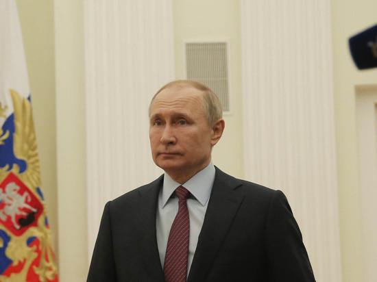 Путин снял с должностей четырех генералов МЧС и МВД
