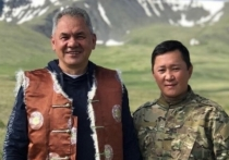 Алтайский дух Шойгу