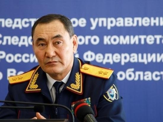 Генерала калмыка Музраева хотели в суде взорвать?
