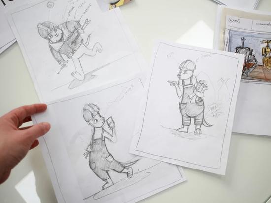 Назад в детство: как стать мультипликатором в Хабаровске